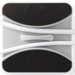 Passe cable Sumo par Bluelounge