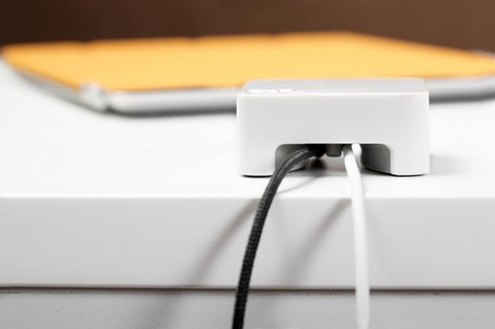 Passe cable design Sumo