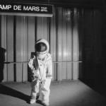 Photos station de metro Champ de Mars