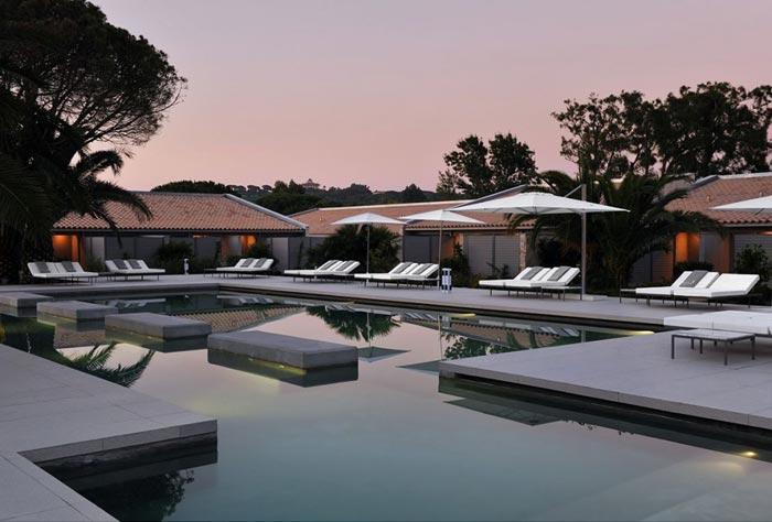 Piscine Hotel design