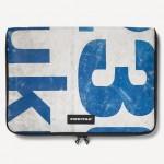 Pochette pour MacBook Freitag blanche