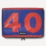 Pochette pour MacBook Freitag bleue 40