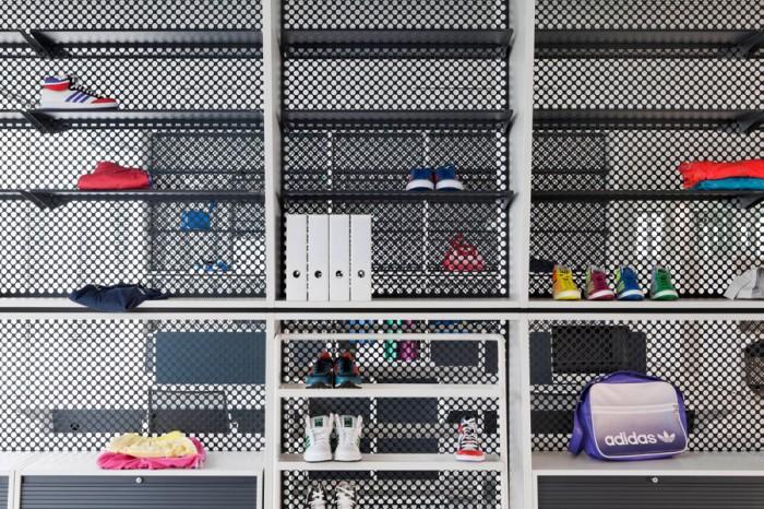 Rangements Adidas par Kinzo