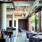 Restaurant de l'Hotel W de Barcelone