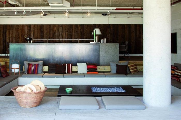 Restaurant design a Barcelone