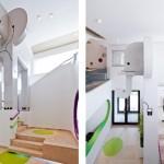 Restaurant design avec un Elephant geant