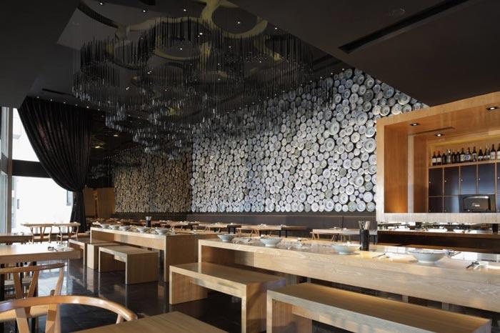 Restaurant par Golucci International design