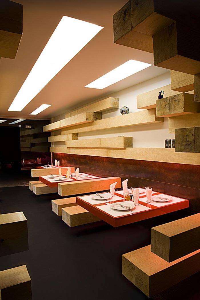 Salle de Restaurant design Ator