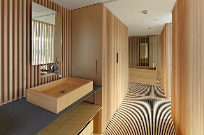 Salle de bain hotel design arkko for Hotel design zelande