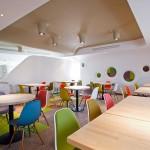 Salle de restaurant design