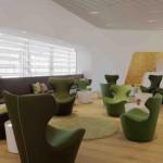 Salon VIP Lounge par Erich Gassmann et Tina Aßmann