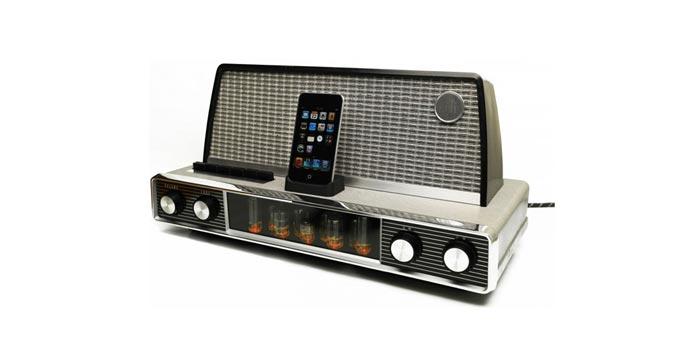 Station vintage pour iPod