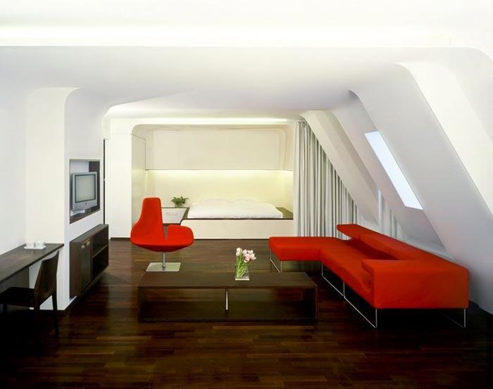 Suite Hotel design Q