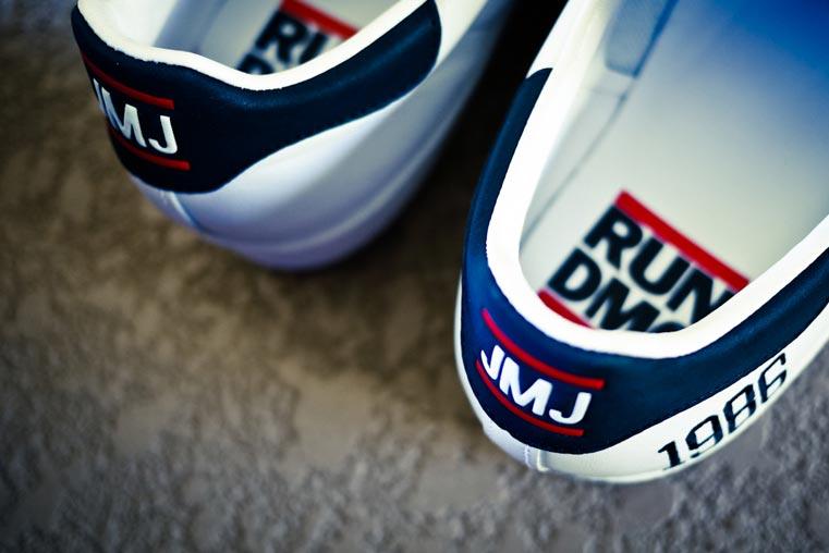 Superstar Adidas x RUN-DMC