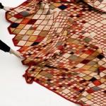 Tapis design Losanges par les freres Bouroullec