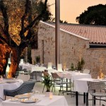 Terrasse Hotel Sezz de Saint Tropez