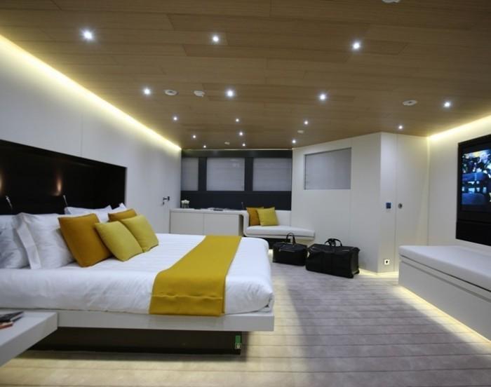 Yacht design cabine