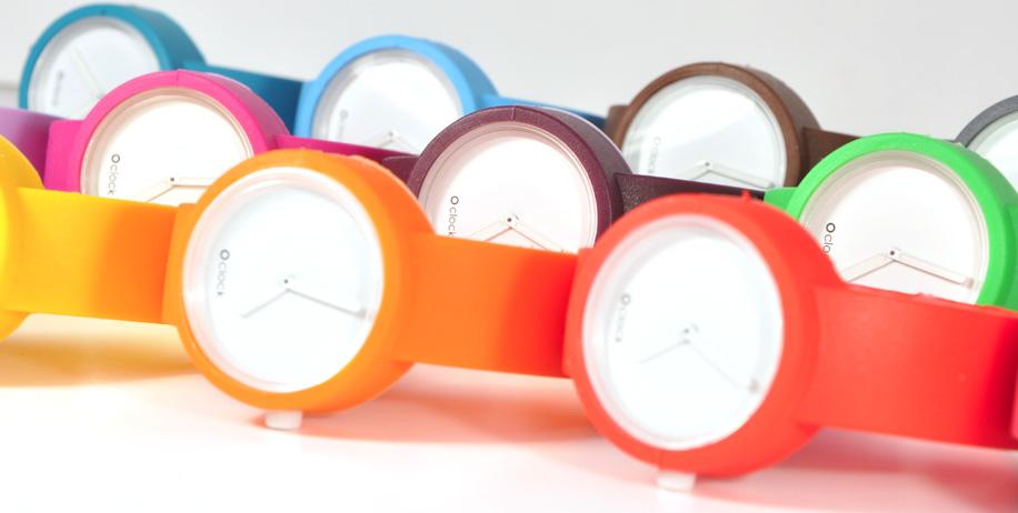 Montres minimalistes O'Clock