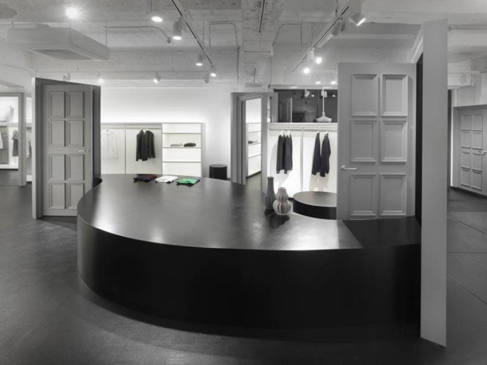 Amenagement Interieur De Boutique Indulgi Arkko