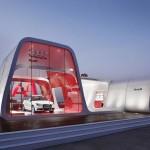 Audi AreA1 pour la nouvelle Audi A1