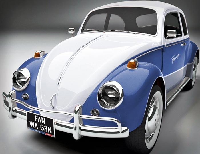Beetle Fanwagen facebook