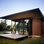 Bungalow design-vue exterieure