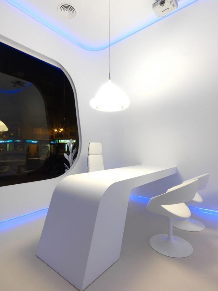 Bureaux design-espace de travail