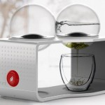 Cafetiere et theiere design