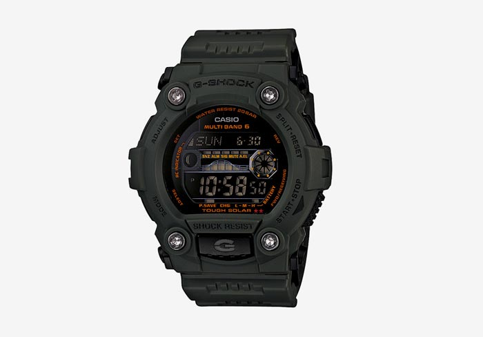 Casio G Shock 2011 Army Collection