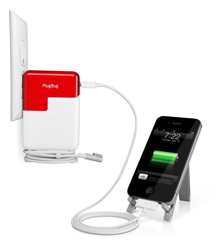 Chargeur PlugBug pour iPhone iPad et MacBook