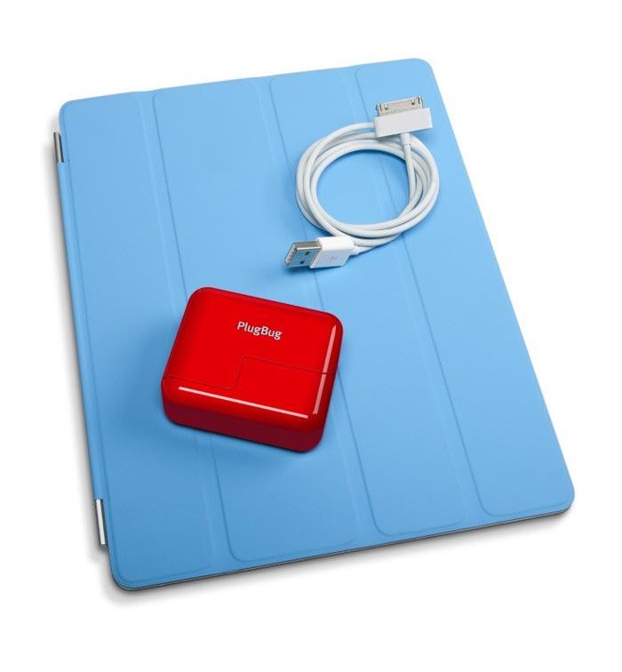 Chargeur iPad PlugBug