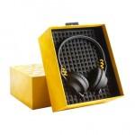 Coffret Casque audio design