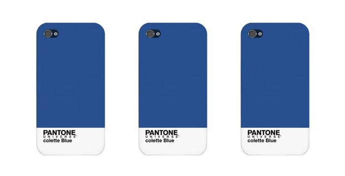 Coque iPhone Colette x Pantone