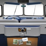 Design interieur Transporter Fanwagen facebook