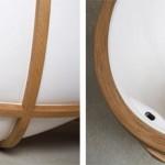 Detail Baignoire design