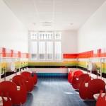 Ecole maternelle design Pajol-Toilettes
