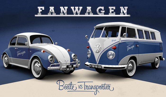 Fanwagen facebook