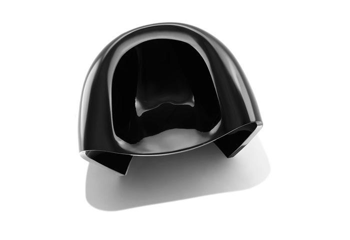 Fauteuil design Lovely par Marco Maran