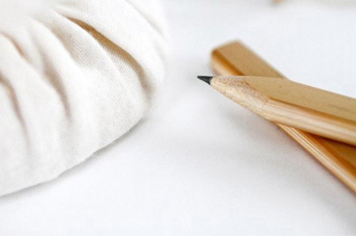 Heat Pad Pencil par Chihiro Konno et Kenjo Ohashi