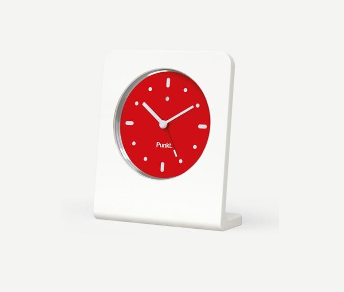 Horloge design Jasper Morrison pour Punkt