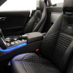 Interieur Roadster Brabus Mercedes Benz SLS AMG