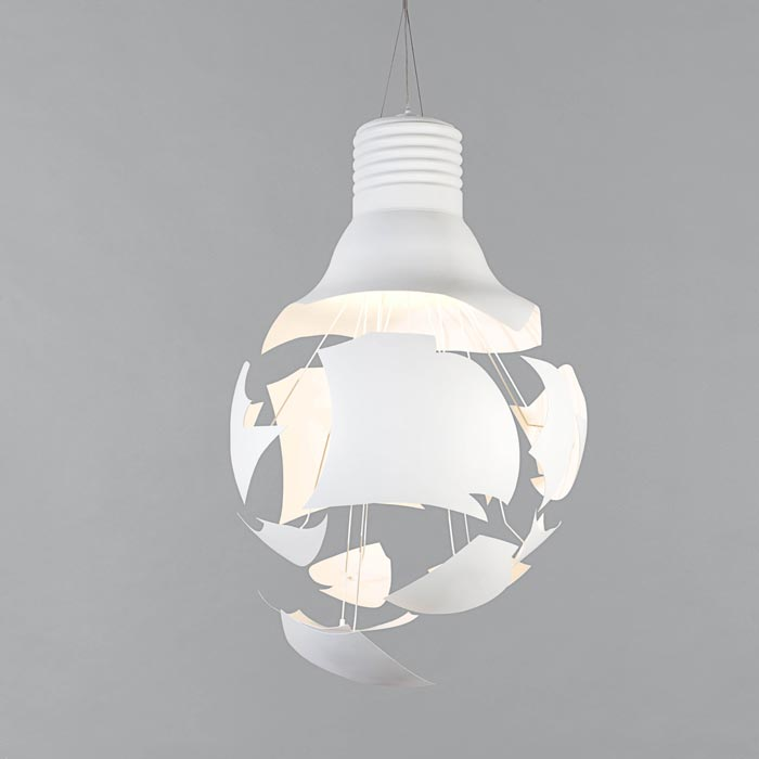 Lampe design Scheisse pour Northern Lighting