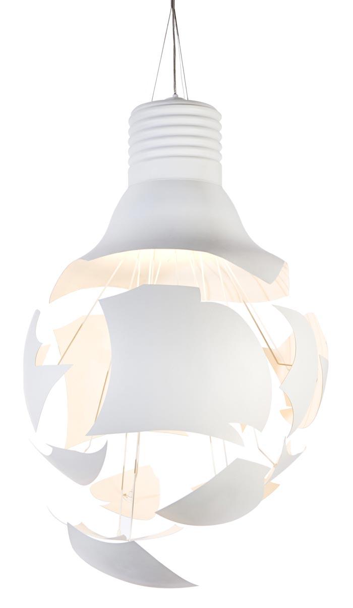 Lampe design Scheisse