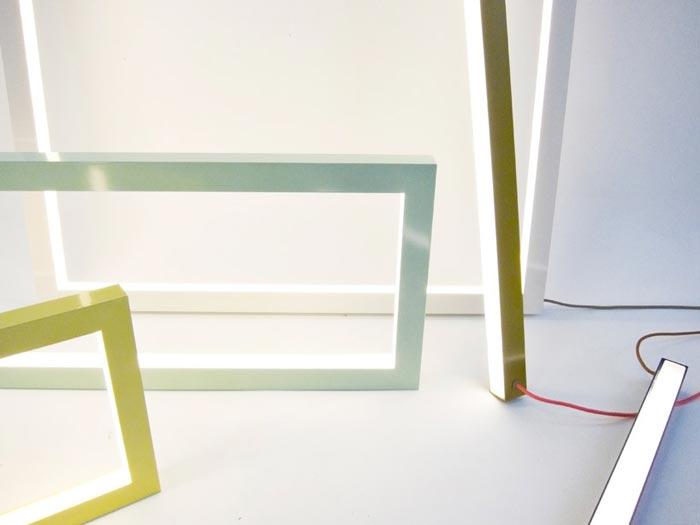 Lampe design par Miya Kondo