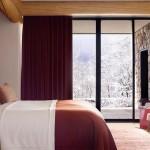 Lodge de luxe dans le Colorado-Chambre avec vue