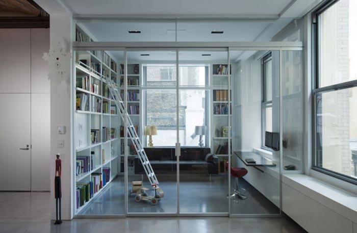 Loft Manhattan-Bureau