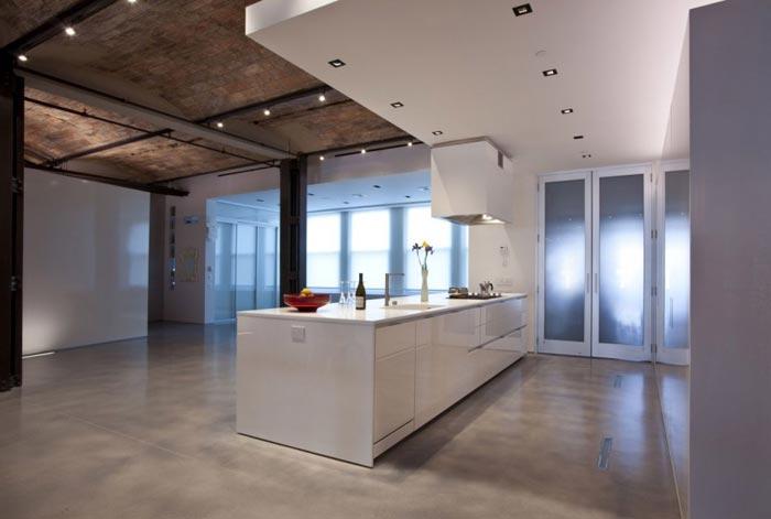 loft manhattan cuisine arkko. Black Bedroom Furniture Sets. Home Design Ideas