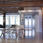 Loft Manhattan-Salle a manger