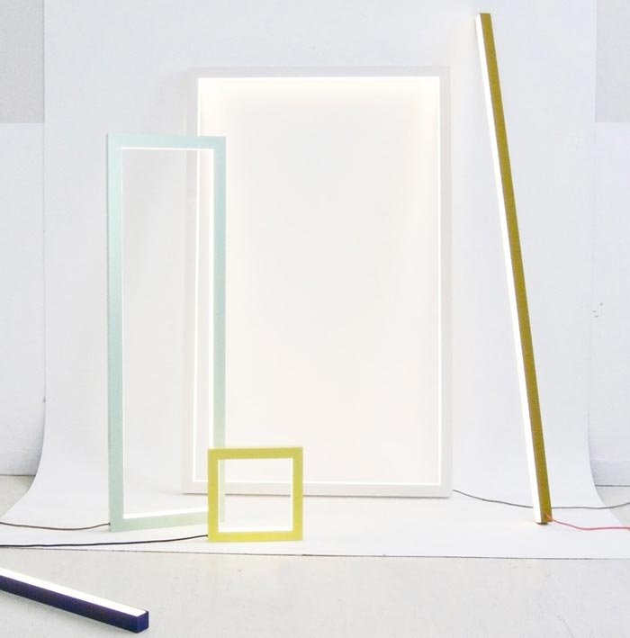 Luminaire design-Composition light