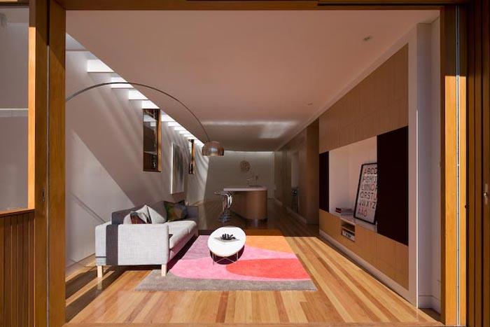 Maison design Sydney-Piece a vivre